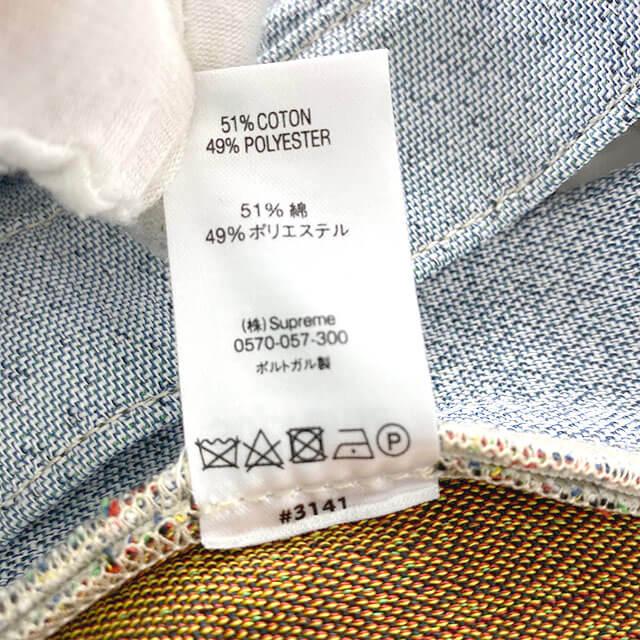 モノカウ緑橋店にて滋賀のお客様からシュプリームのデニム【20FW Aerial Tapestry Regular Jean】を買取_03