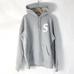 滋賀のお客様から宅配買取にてシュプリームの【20SS S logo hooded sweatshirt】を買取