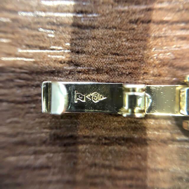 モノカウ心斎橋店にて東大阪のお客様から18金の喜平ネックレスを買取_04