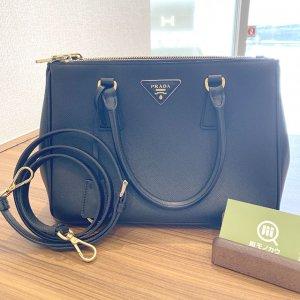 モノカウ緑橋店にて都島のお客様からプラダの2wayバッグ【ガレリア】を買取