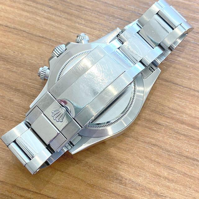 モノカウ玉造店にて大阪市のお客様からロレックスの腕時計【デイトナ】を買取_02