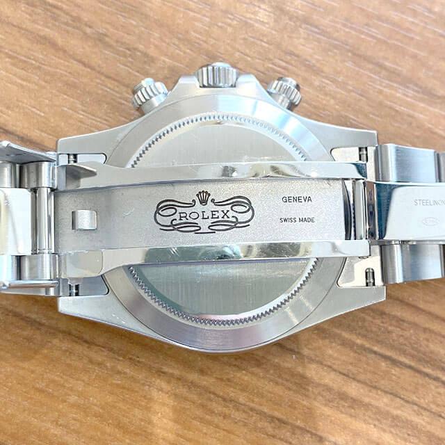 モノカウ玉造店にて大阪市のお客様からロレックスの腕時計【デイトナ】を買取_03