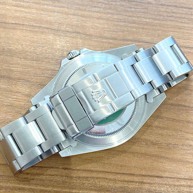 モノカウ緑橋店にて東成のお客様からロレックスの腕時計【エクスプローラーⅡ】を買取_03
