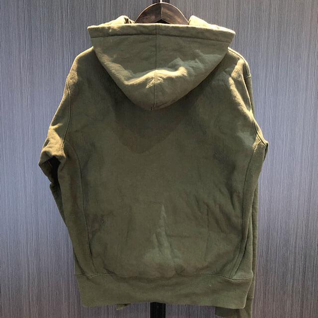 モノカウ心斎橋店にてシュプリームの【17AW Compact Logo Hooded Sweatshirt】を買取_02