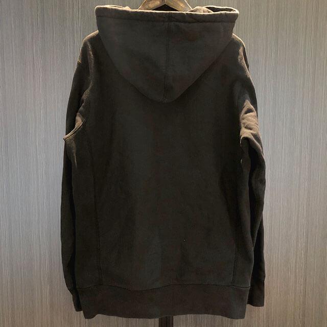 モノカウ心斎橋店にてシュプリームの【17SS Sleeve Patch Hooded Sweatshirt】を買取_02