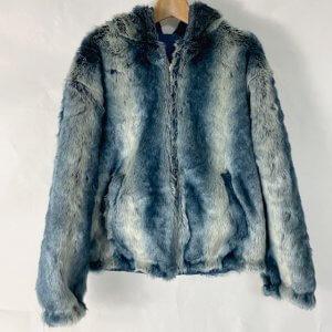 愛知のお客様から宅配買取にてシュプリームの【Faux Fur Reversible Hooded Jacket】を買取