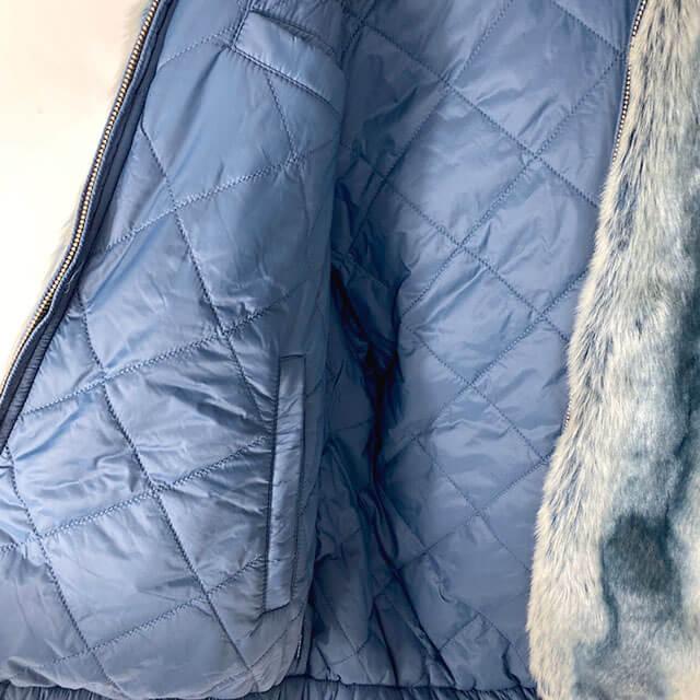 愛知のお客様から宅配買取にてシュプリームの【Faux Fur Reversible Hooded Jacket】を買取_03