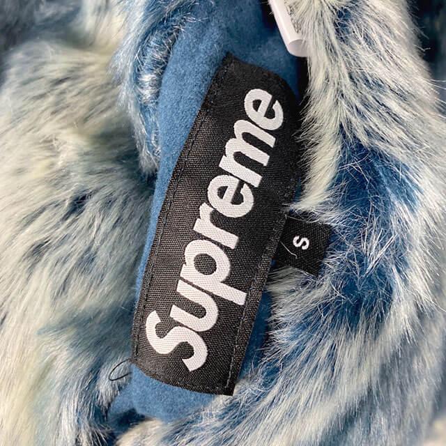 愛知のお客様から宅配買取にてシュプリームの【Faux Fur Reversible Hooded Jacket】を買取_04