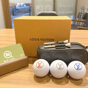 モノカウ玉造店にて藤井寺のお客様からヴィトンの【セットゴルフ・アンドリュース】を買取