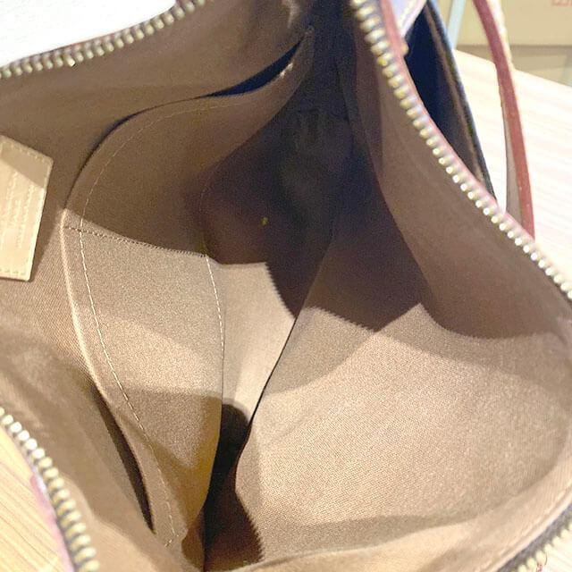 モノカウ玉造店にて鶴見のお客様からヴィトンのショルダーバッグ【 オデオン】を買取_03