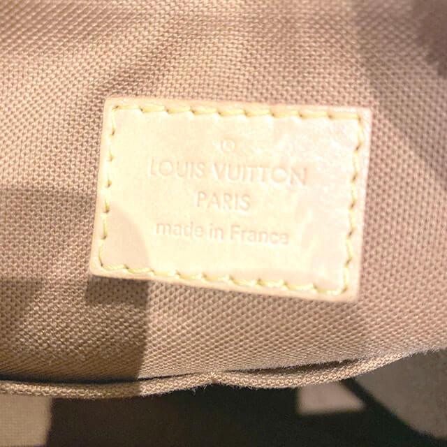 モノカウ玉造店にて鶴見のお客様からヴィトンのショルダーバッグ【 オデオン】を買取_04