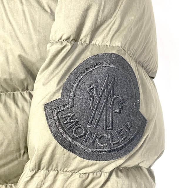 神田のお客様から宅配買取にてモンクレールのダウンジャケット【BERNIER(ベル二エール)】を買取_03