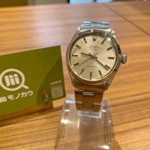 モノカウ玉造店にて天王寺のお客様からロレックスの腕時計【エアキング】を買取