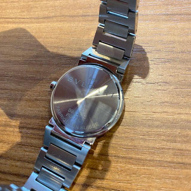 モノカウ緑橋店にて城東区のお客様からブルガリの12Pダイヤの腕時計【ブルガリブルガリ】を買取_02