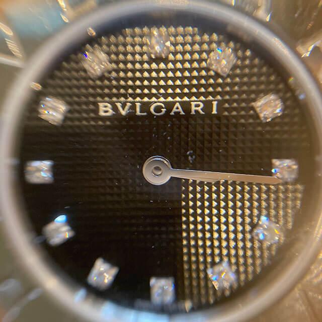 モノカウ緑橋店にて城東区のお客様からブルガリの12Pダイヤの腕時計【ブルガリブルガリ】を買取_03