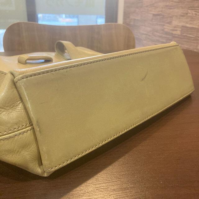 出張買取にて明石のお客様からシャネルのトートバッグを買取_02