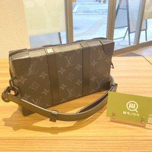 モノカウ心斎橋店にて和泉のお客様からヴィトンの長財布【ソフトトランク・ウォレット】を買取