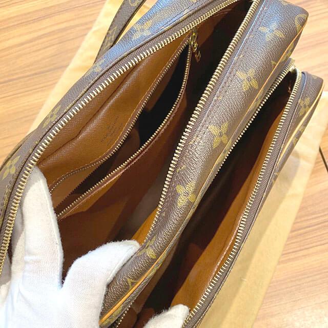 モノカウ玉造店にて東成のお客様からヴィトンのショルダーバッグ【ナイル】を買取_04