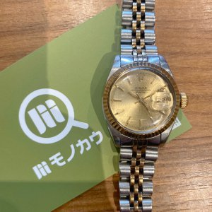 八王子のお客様から宅配買取にてロレックスの腕時計【オイスターパーペチュアル 】を買取