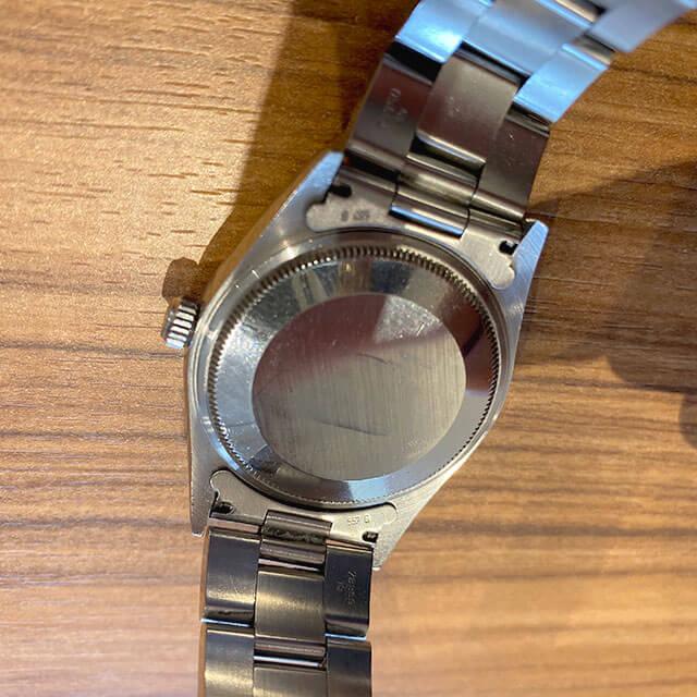 モノカウ心斎橋店にて堀江のお客様からロレックスの腕時計【エアキング】を買取_03