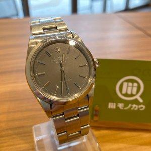 モノカウ心斎橋店にて堀江のお客様からロレックスの腕時計【エアキング】を買取