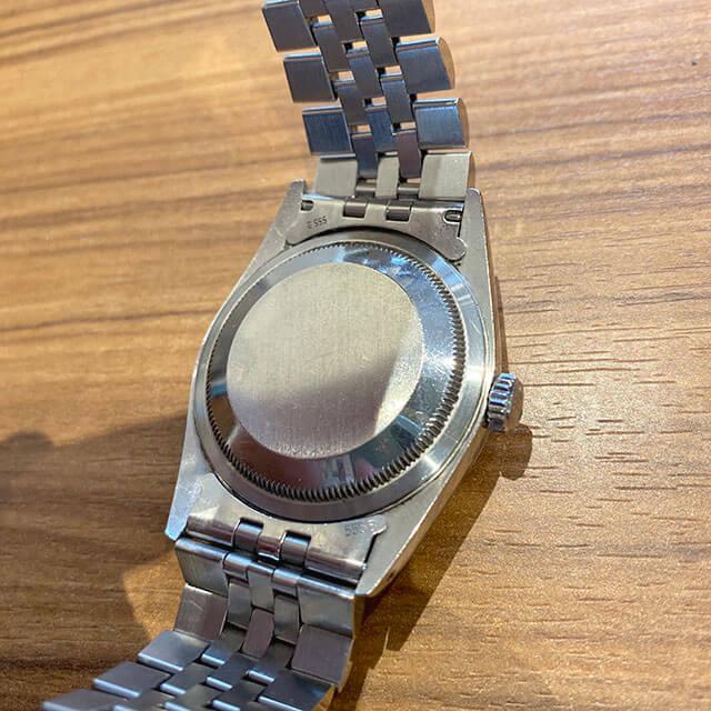 モノカウ心斎橋店にて上本町のお客様からロレックスの腕時計【デイトジャスト】を買取_02