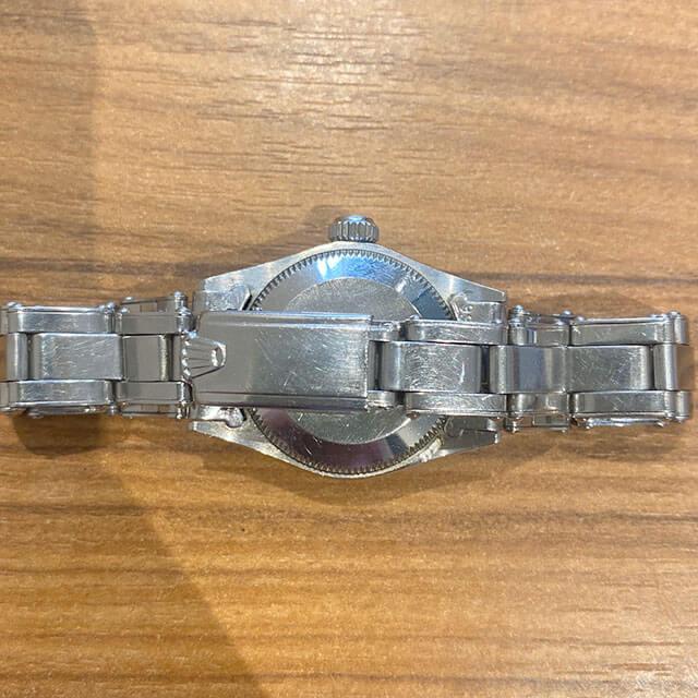 八王子のお客様から宅配買取にてロレックスの腕時計【オイスターパーペチュアル】を買取_04