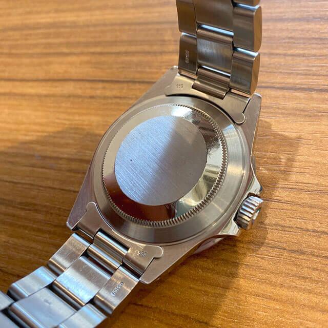 練馬のお客様から宅配買取にてロレックスの腕時計【サブマリーナ】を買取_03