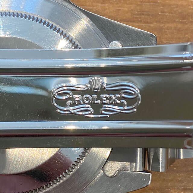 練馬のお客様から宅配買取にてロレックスの腕時計【サブマリーナ】を買取_04